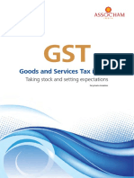 In Tax Gst in India Taking Stock