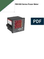 PM1000 Modbus