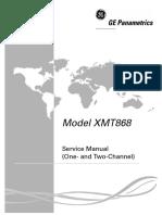 x Mt Service Manual