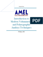 Voltammetry Book