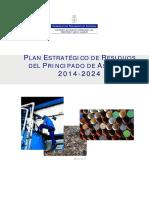 Plan Estrategico de Residuos Del Principado de Asturias España PERPA_DocFinal_Marzo2014
