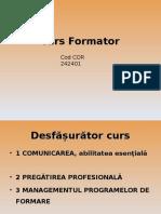Manual Formator