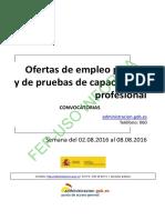 BOLETIN OFERTA DE EMPLEO PUBLICO 02.08.2016 AL 08.08.2016.pdf