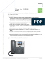 Cisco datasheet