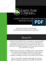 Earth Turf Wood Overview