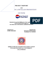 Marketing-and-Sales-Promotion-of-Pepsi.doc