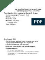 Komplikasi DBD