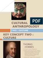 Cultural Anthropology 2