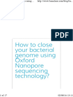 Bacterial genome analysis using Oxford Nanopore sequencing technology.pdf