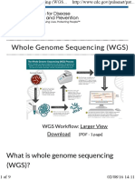 Whole Genome Sequencing (WGS) | PulseNet Methods| PulseNet | CDC