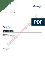 Odroid S805_Datasheet V0.8 20150126