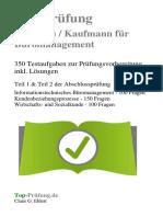 Top-Prüfung Kauffrau / Kaufmann für Büromanagement