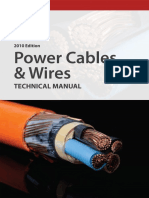 2010 Edition Power Cables and Wires Technical Manual