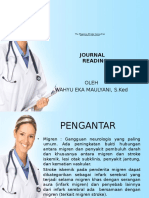 jurnal saraf migrain