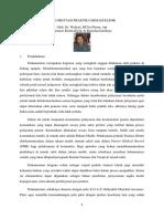 Dokumentasi Praktik Farmasi Klinik