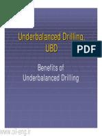 2- Benefits of UBD