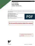 HW0482006.0 Optional Functions - Interrupt Job Function