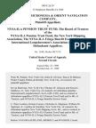 Philippines, Micronesia & Orient Navigation Company v. Nysa-Ila Pension Trust Fund, the Board of Trustees of the Nysa-Ila Pension Trust Fund, the New York Shipping Association, the Nysa-Ila Fringe Benefit Escrow Fund, the International Longshoremen's Association (Afl-Cio), 909 F.2d 39, 2d Cir. (1990)