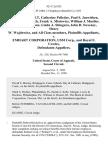 Robert Reichelt, Catherine Pelletier, Paul S. Juzwishen, Allen A. Michewich, Frank A. Misiewicz, William J. Mueller, Joseph M. Scavone, Linda A. Shingara, John D. Sweeney, Henry W. Wajdowicz, and All Class Members v. Emhart Corporation, Usm Corp., and Royal E. Cowles, 921 F.2d 425, 2d Cir. (1990)
