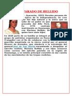 María Parado de Bellido.......Sociales