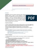 05-Evaluación de La Estructura de Un Diseño Curricular
