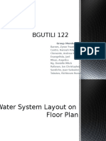 Water System Layout