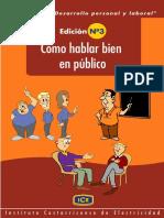 Psicología - Como Hablar Bien En Publico.pdf