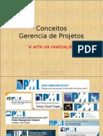 Gerencia de Projetos Conceitos