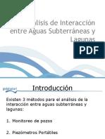 Curso Flujo Entre Agua Subterrnea y Lagunas