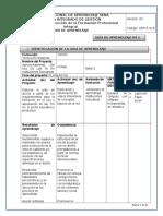 Guía #2. Modelos de Referencia