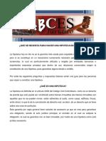 ABCES_2012_Hipoteca
