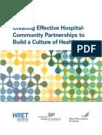 HRET Hospital Community Partnerships