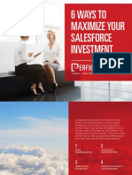 6 Ways to Maximize Your Salesforce Investment