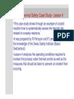 Case Study Batch Reaction Lesson 4