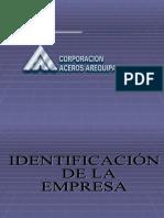 Diapositivas Aceros Arequipa Ppt
