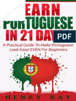 Portuguese_ Learn Portuguese in - Henry Ray