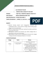 Laporan Pelaksanaan Internship Kelas Abad 21
