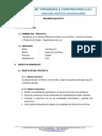 Resumen Ejecutivo Defensa Ribereña