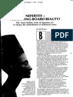 Krauss, Nefertiti - A Drawing-board Beauty