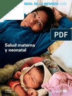Salud Materna y Neonatal