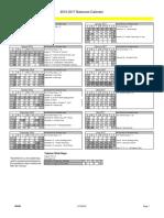 2016-2017 board approved balanced calendar