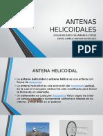 ANTENAS HELICOIDALES