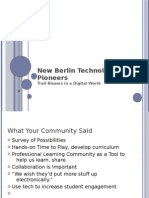 New Berlin Technology Pioneers