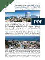 Chuẩn Bị Ra Mắt Panorama Condotel - Condotel Vị Trí Kim Cương Thành Phố Nha Trang