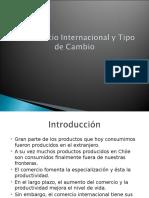 Cap. 34 Comercio Interna. y Tipos de Cambio