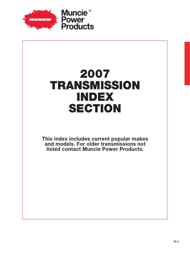 Pto Aplication Chelsea | Transmission (Mechanics) | Vehicles