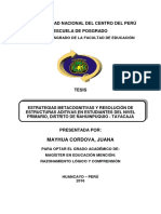JUANA MAYHUA CORDOVA - TESIS - ESTRATEGIAS METACOGNITIVAS Y RESOLUCIÒN DE ESTRUCTURAS ADITIVAS EN ESTUDIANTES DEL NIVEL PRIMARIO, DISTRITO DE ÑAHUIMPUQUIO - TAYACAJA.pdf