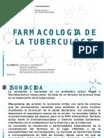 Farmacologia dela tuberculosis