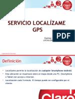 Presentacion - Servicio Localizame