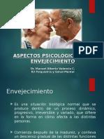 Aspectos Psicosociales Del Envejecimiento